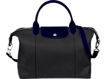 I just designed my own Pliage Personalized for a unique look!You can come up with your very own design too on longchamp.com