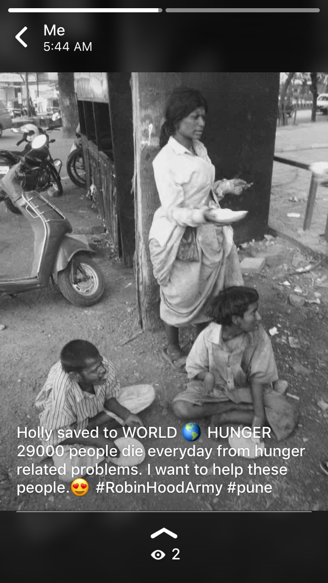 We Serve The Hungry Citizen Robinhoodarmy Pune People Join Us Robin Hood World Hunger Army