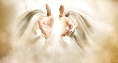 Resultado de imagem para mãos de deus