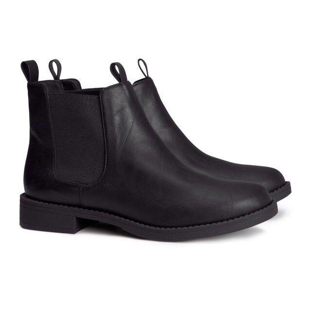 Chelsea boots, Black chelsea ankle boots
