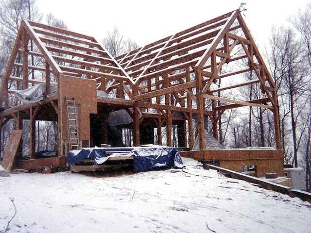 Timber Frame Homes North Carolina Products I Love