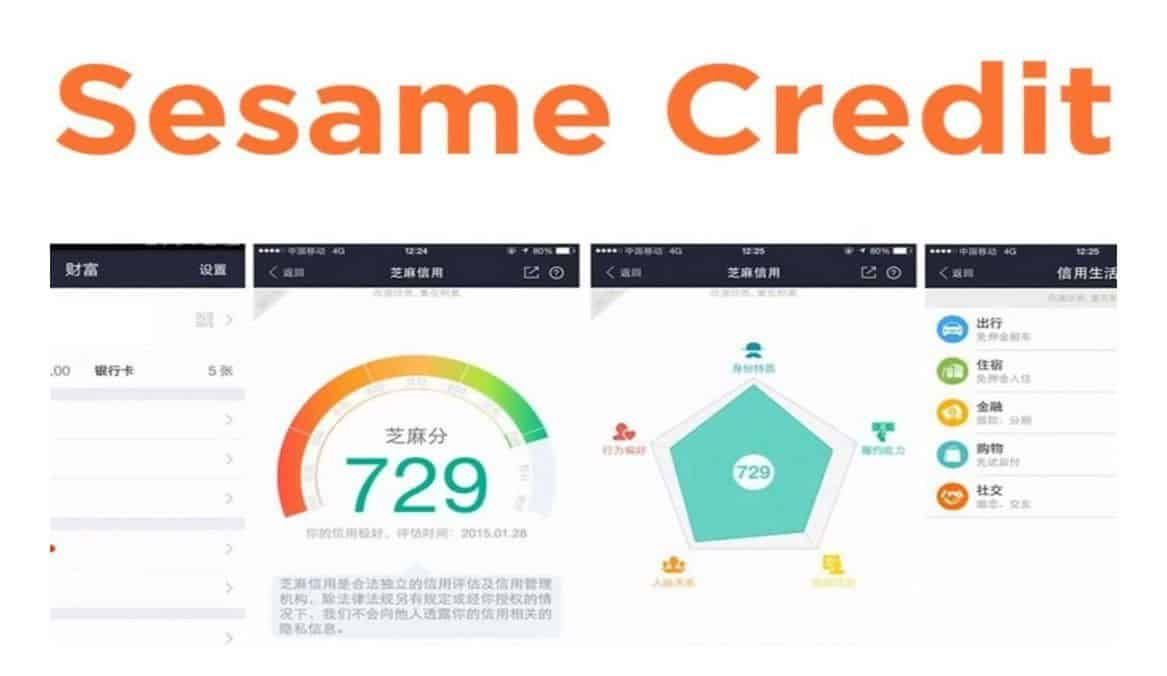 Silicon Valley Is Building A China Style Social Credit System Social Tv Social Media Consultant Social Web
