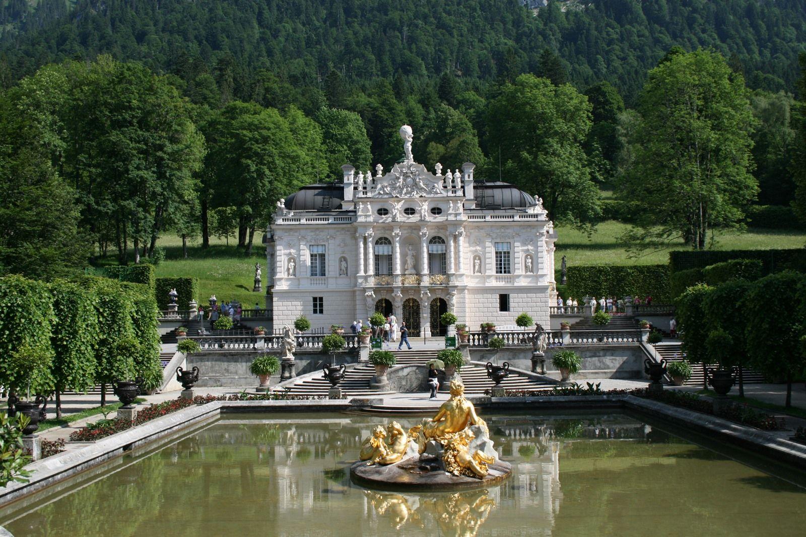 Schloss Linderhof 30 Minuten Schloss Linderhof Linderhof Schloss