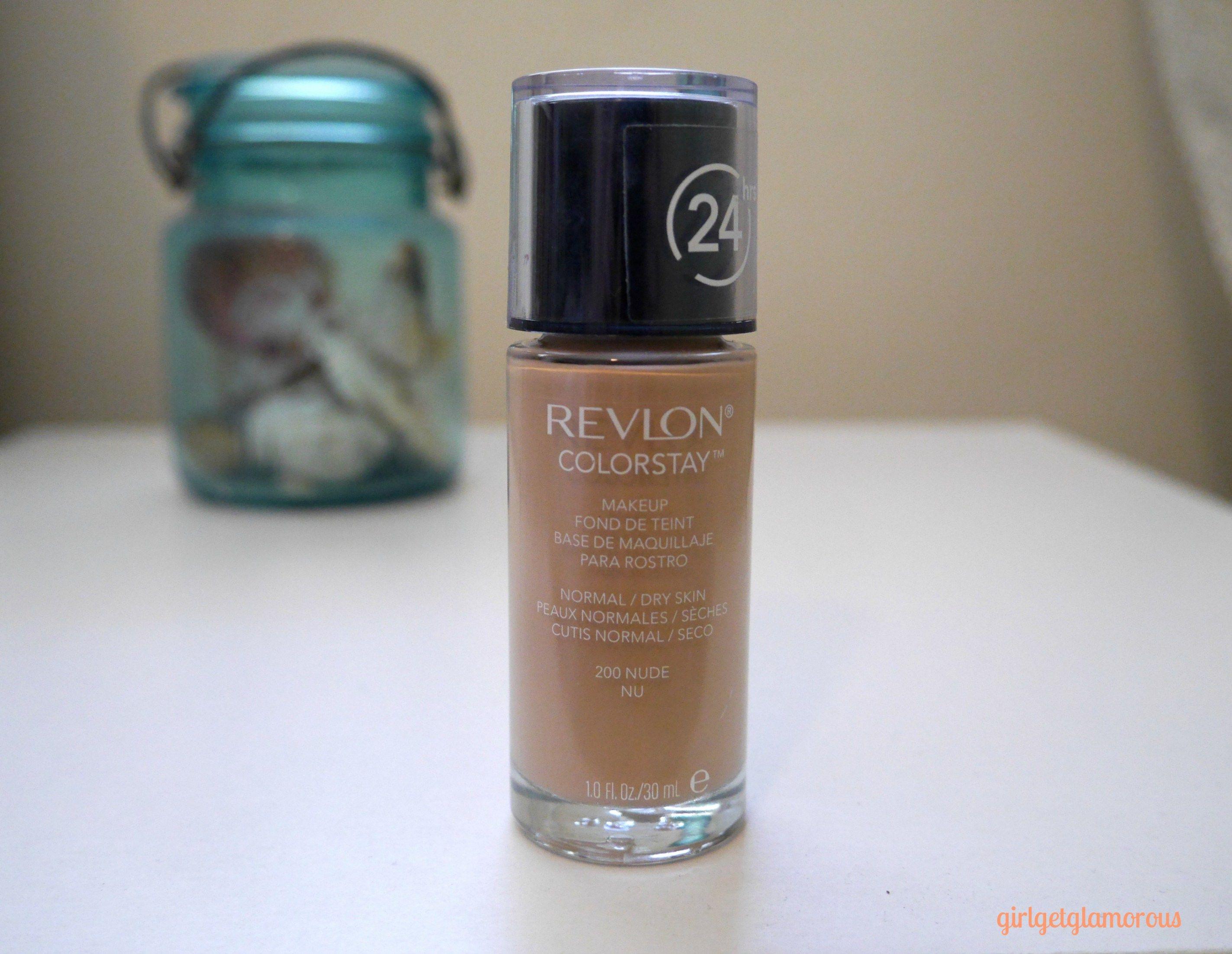 Revlon Colorstay Foundation Normal.Dry Skin Revlon