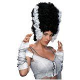 Get a  Monster Bride Wig Costume Accessory / http://www.mormonlaughs.com/monster-bride-wig-costume-accessory/