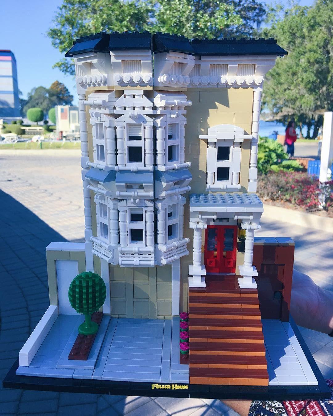 Lego Full House Lego Fuller House Full House House Full House Fuller House
