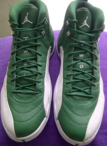 buy online 599e4 f6684 Nike Air Jordan Retro XII Sz 14 Ray Allen Player Exclusive ...