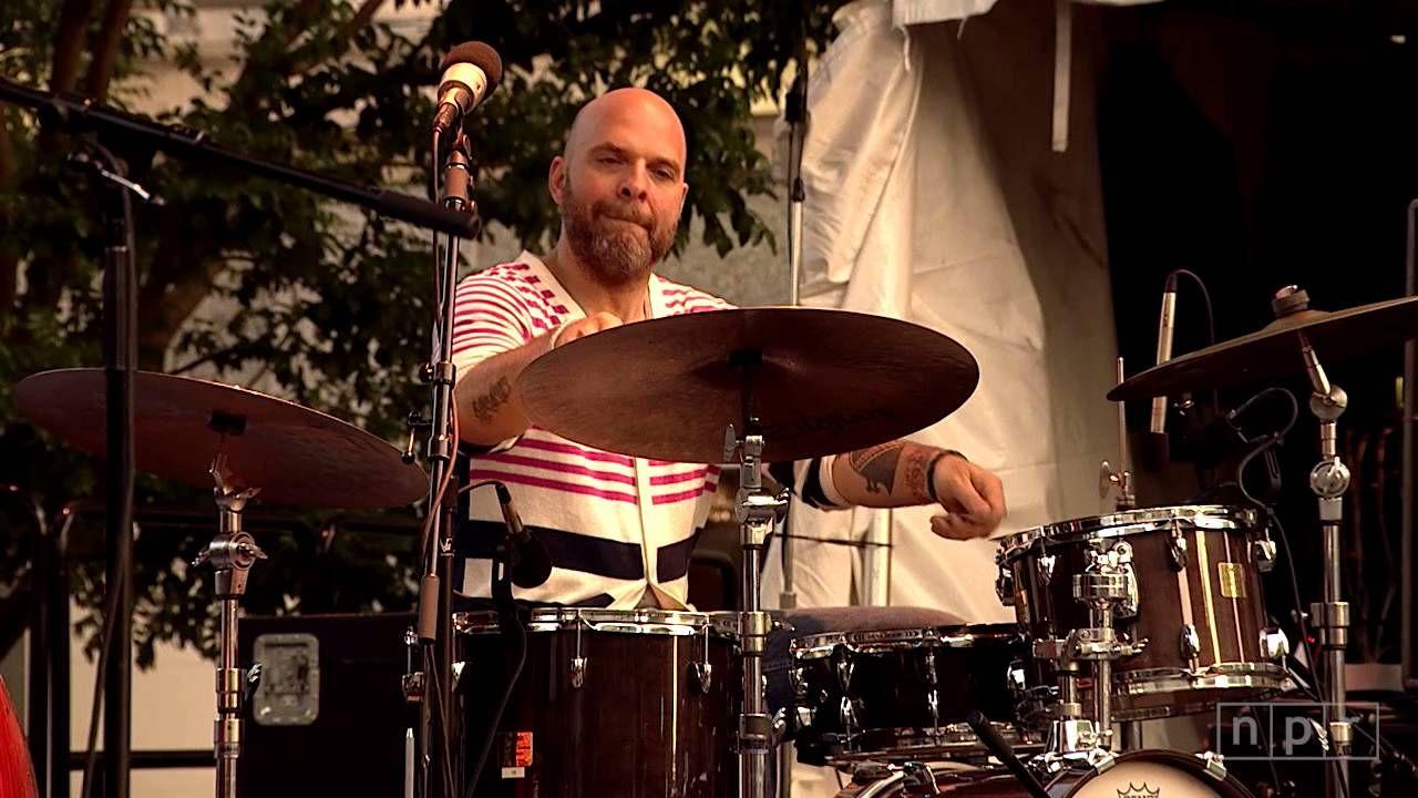 The Bad Plus Joshua Redman at Detroit Jazz Festival   Jazz Night in America