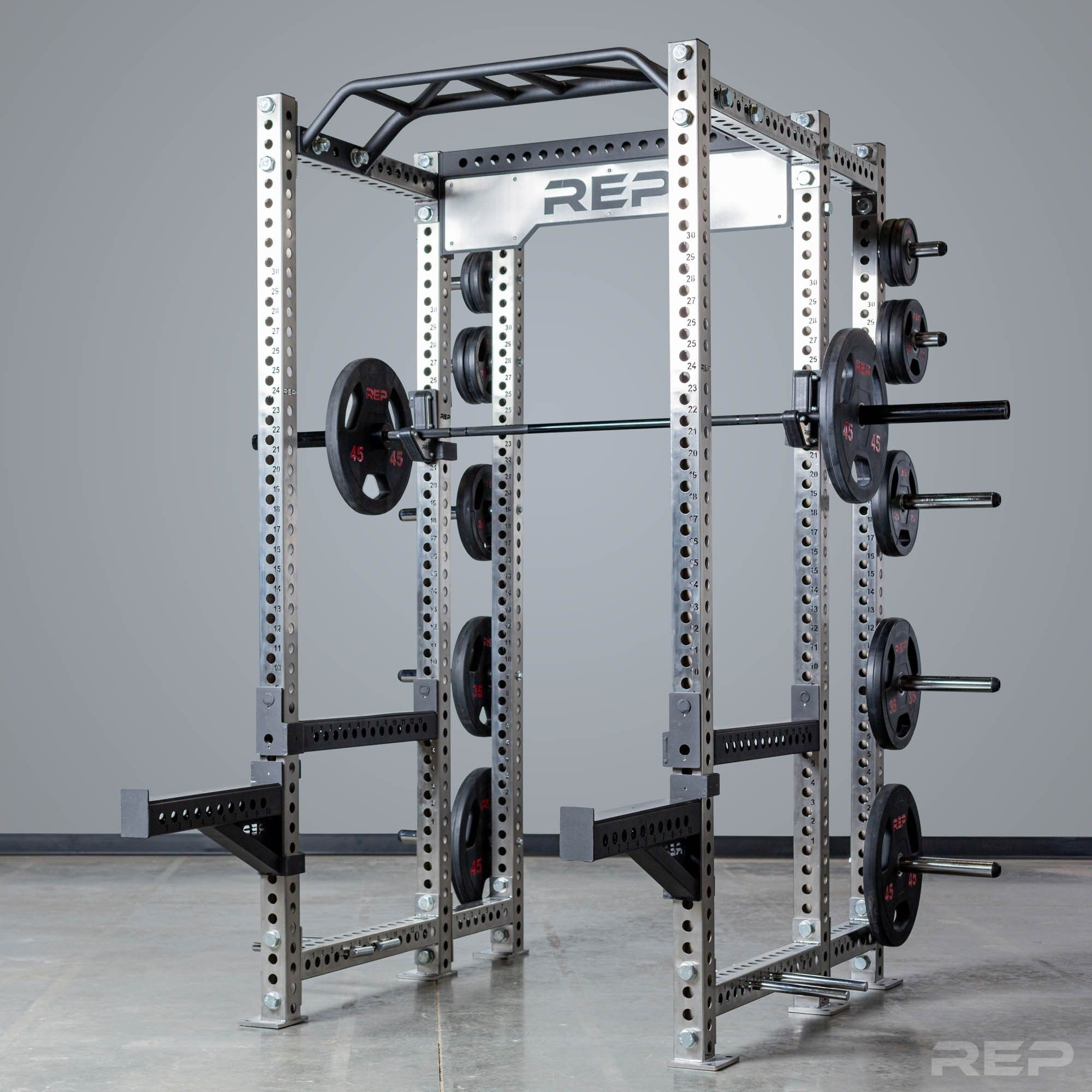 Rep Pr 5000 V2 Power Rack Power Rack Gym Rack Rogue Fitness Equipment
