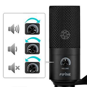 Amazonsmile Usb Microphone Fifine Metal Condenser Recording Microphone For Laptop Mac Or Windows Cardioid Studi Microphone Recording Microphone Usb Microphone