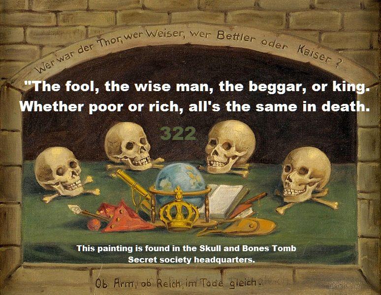 0803051a1 YALE Skull and Bones 322 | YALE SKULL AND BONES 322 | Skull, Skull ...