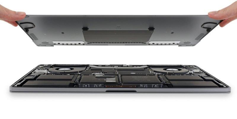 Apple Macbook Pro 16 Inch Teardown By Ifixit Macbook Pro Ifixit Macbook