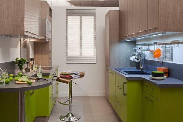 Very Small Kitchen Design Ideas | Kitchen design, Kitchens and Small ...