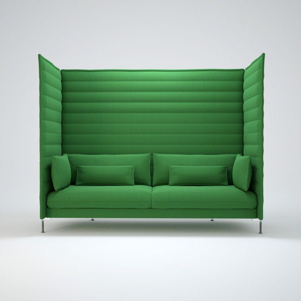 Alcove Highback Sofa 3d Sofa Settee Sofa Furniture