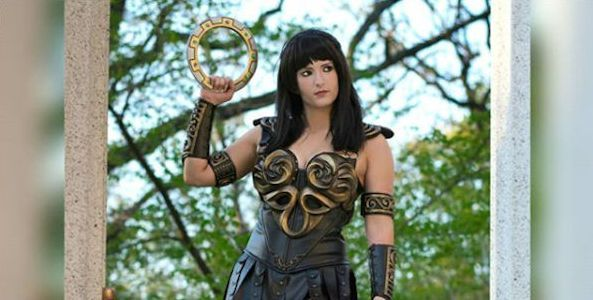 Cool Cosplay The Flash Xena Warrior Princess And More