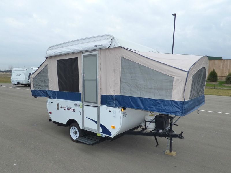 Used 2013 Coachmen Rv Clipper Camping Trailers 806 Ls Photo