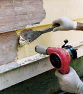 How To Strip Years Of Paint Off A House Porch Paint Exterior Wood Paint Stripping Paint From Wood