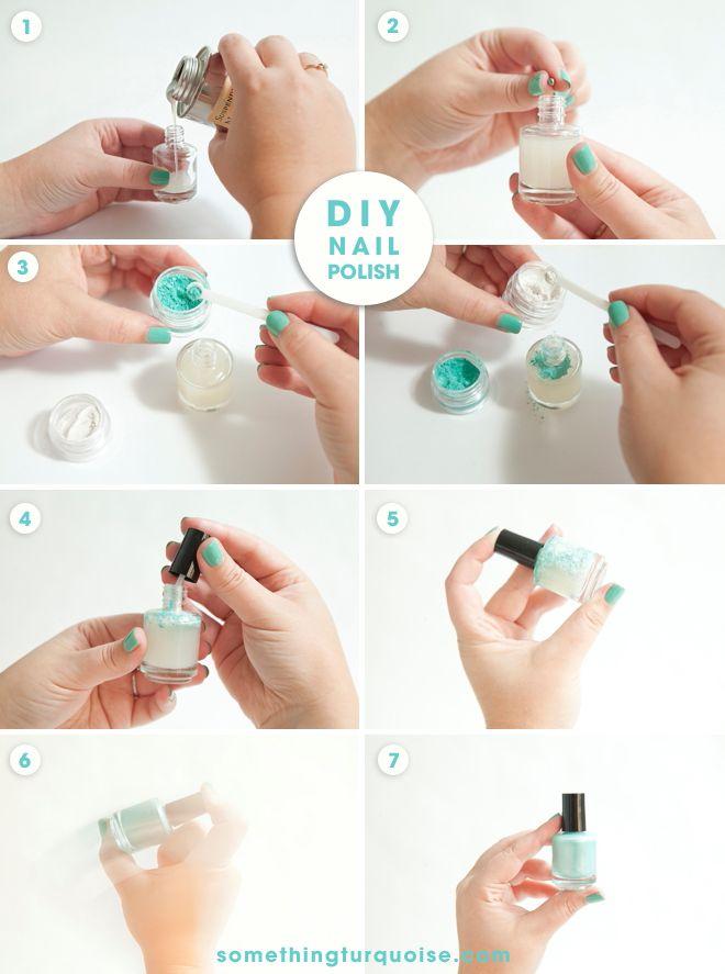 We Just Launched a DIY Nail Polish Kit today! | Nail polish kits ...
