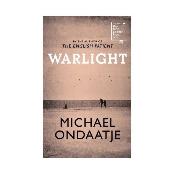 Warlight : Longlisted for the Man Booker Prize 2018 ISBN: 9781787330726 PUBLICATION DATE: 14 May 2018  REVIEW BY BEN HUNTER  Michael Ondaatje's _Warlight_ taps into the same magic you might have experienced while reading Ondaatje's Booker-winning _The English Patient_ but within a wholly separate landscape. Both books work to pull you deeper and deeper into a world of displacement, longing and wonder.  Warlight begins after VE Day in 1945 in a quiet London neighbourhood where 14-year-old