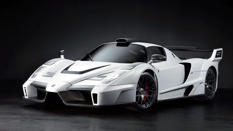 2010 Ferrari Enzo Gemballa Mig U1 Top Car Rating And Specifications