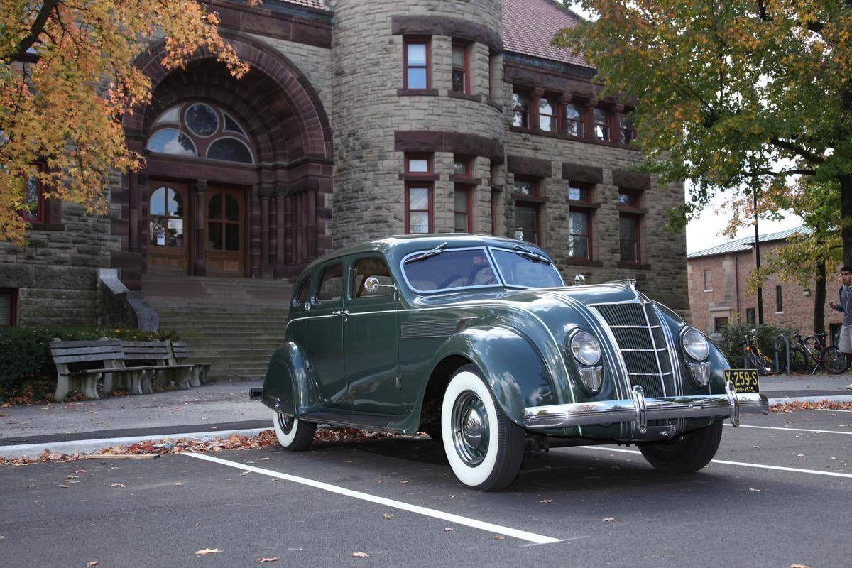 1935 Chrysler Airflow C1, 4 Door Sedan   Old Rides 4   Pinterest ...