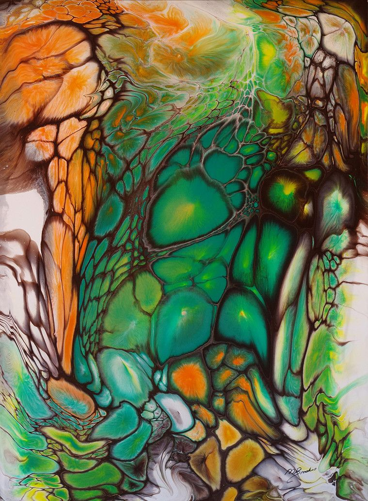 mariabrookesart | Pouring | Pinterest | Abstracto, Barbero y Arte ...