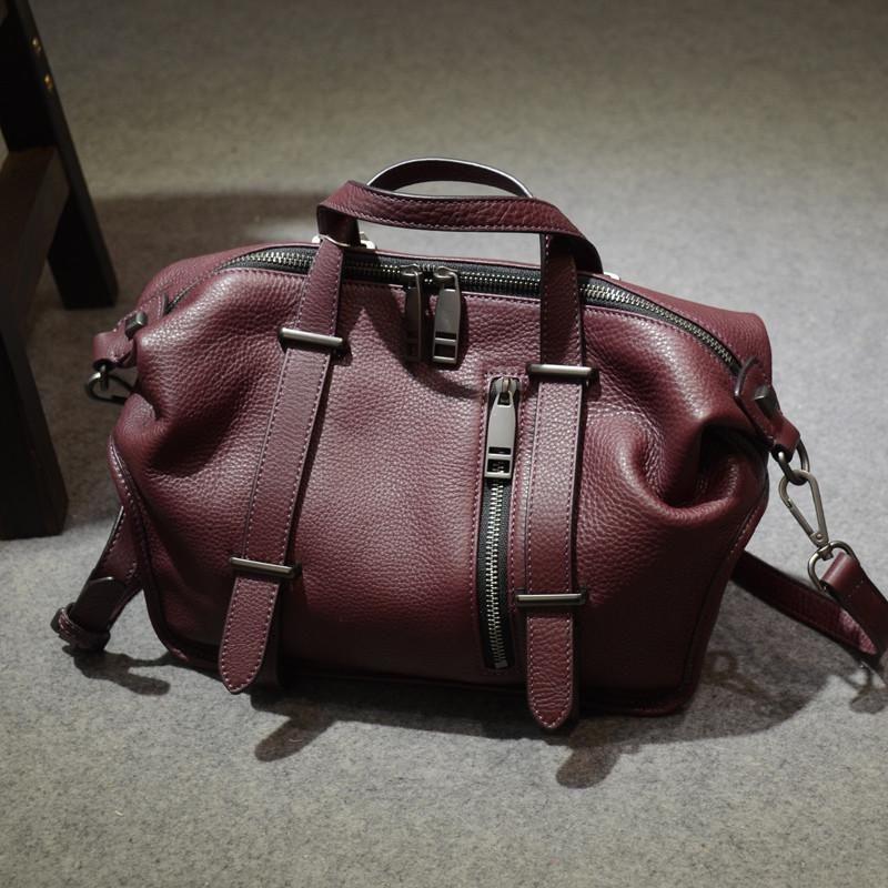 04e1e6903d9c0 Women's Leather Bag Handbag Shoulder Bag Messenger Bag Women's Fashion AM07  - LISABAG