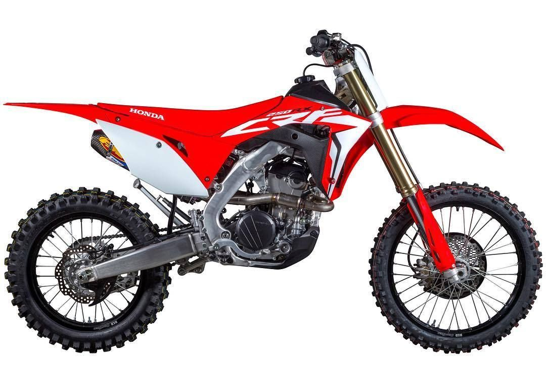 Off Road Battalion The All New Honda Crf 250rx All Fmf Systems Are Equipped With Spark Arrestor Inserts To Make Sure Y New Honda Honda Powersports Cool Bikes
