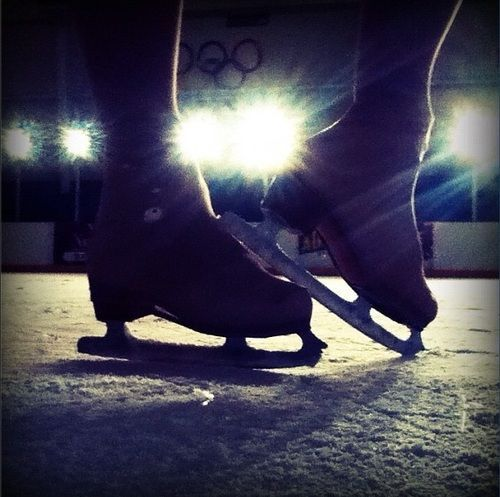An Enjoyable Winter Sport - Ice Skating And My Skating History