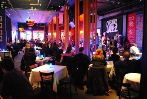 Andy S Jazz Club Restaurant Chicago Il
