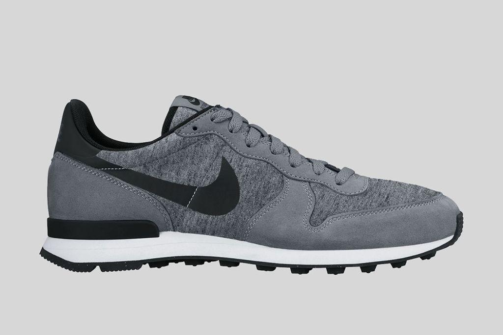 sale retailer 1bb4b 7d5a8 Nike Internationalist Tech Fleece - Tags sneakers, low-tops, fleece,  suede, gray, heathered