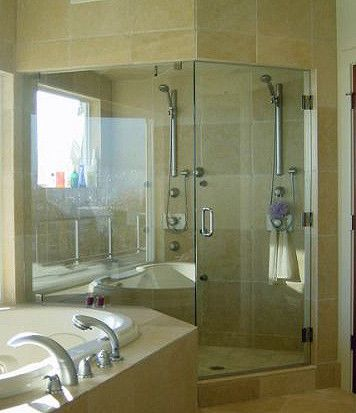 Nice Binswanger Glass Is An Industry Leader In Designing, Engineering And  Installing Neo Angle Glass Shower Enclosures That Add Character, While  Saving Space.