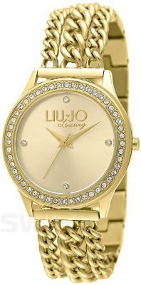 Dzięki temu zegarkowi poczujesz się jak gwiazda!  #LiuJo#watch #design #cute #young #girls #butikiswiss #butiki #swiss #shining