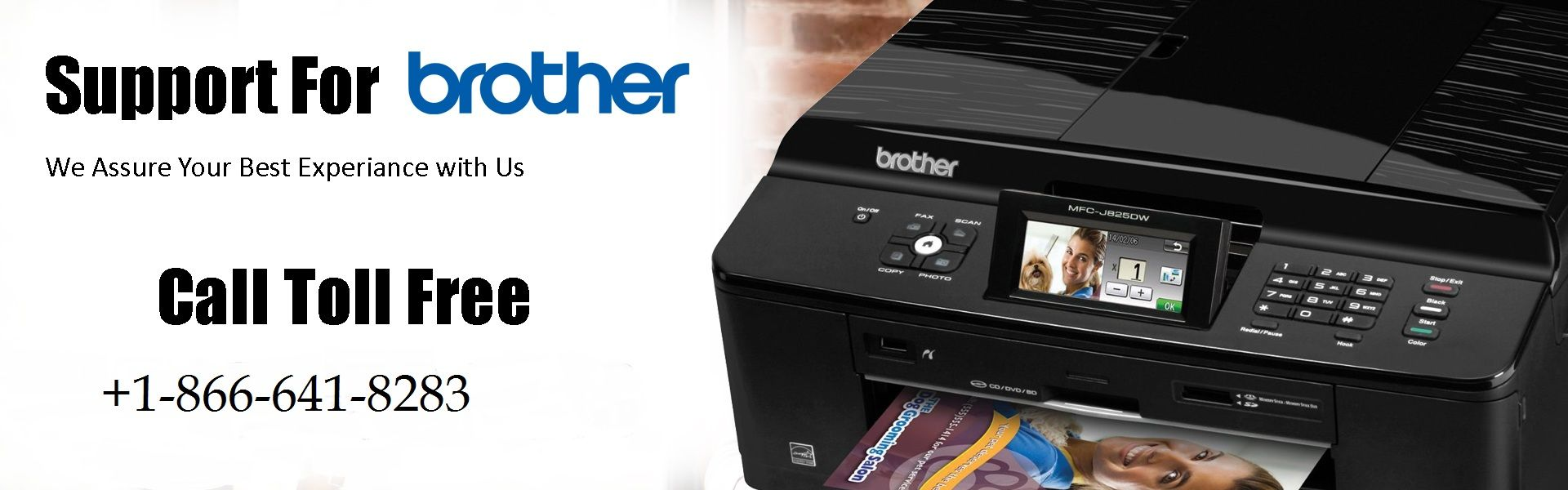Brother Printer Driver Support Number 1-866-641-8283 is our