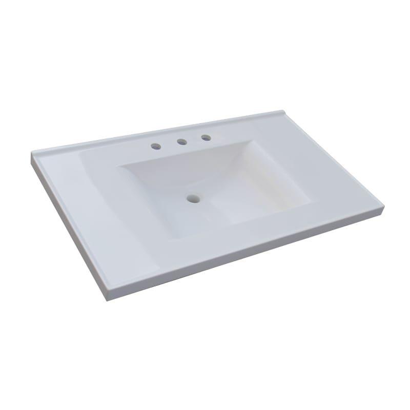 Sagehill Designs Wb3722 Products Bathroom Vanity Tops Single