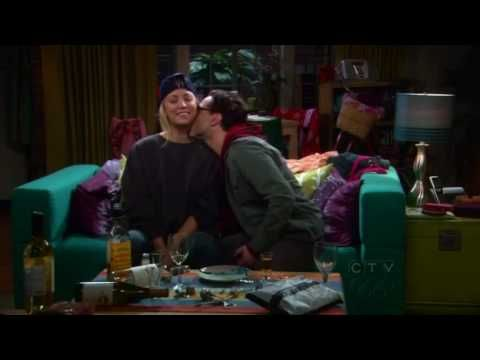 The Big Bang Theory - Penny, Leonard and Tequila