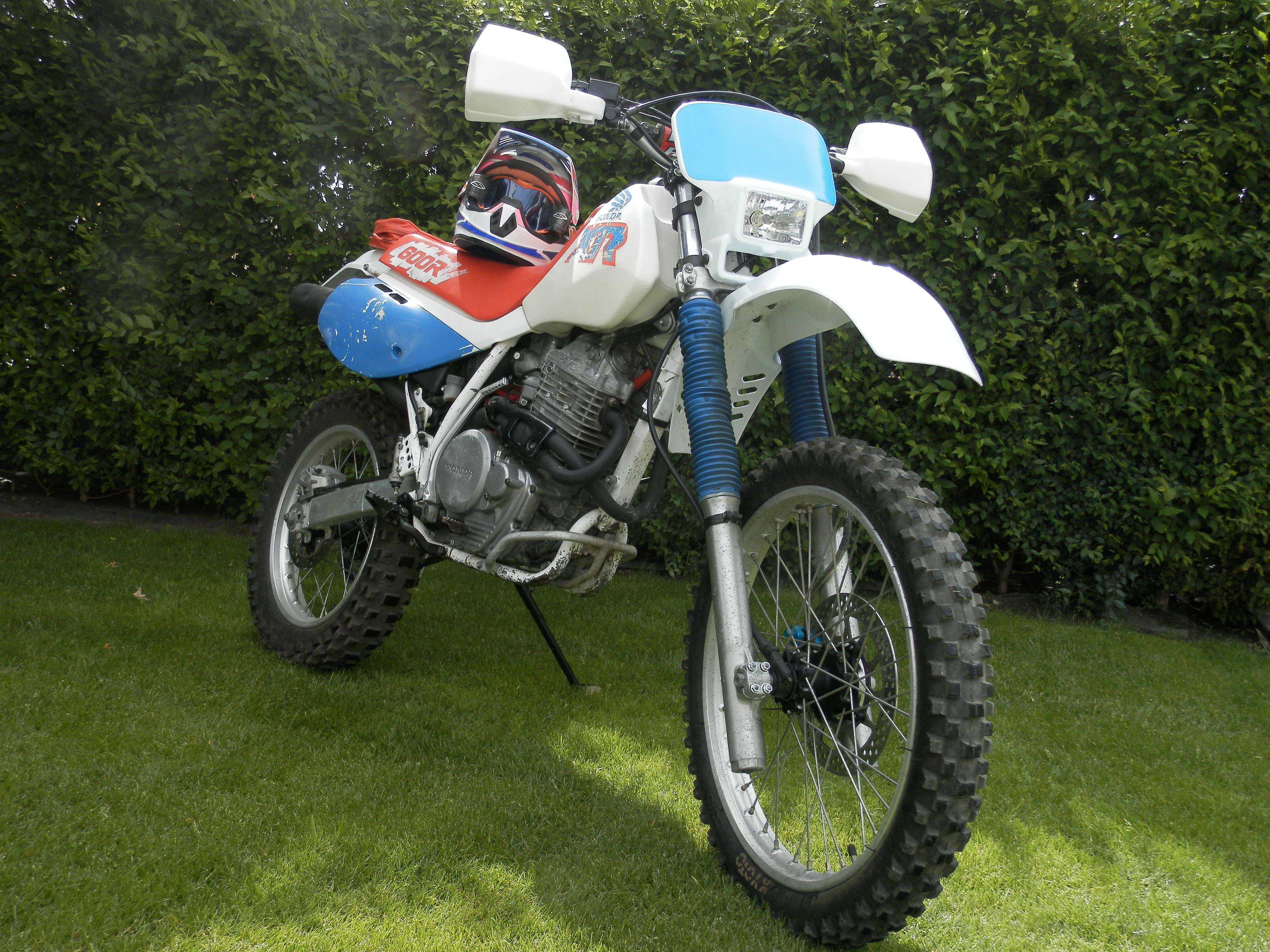 HONDA XR 600 R - Motocasion.com