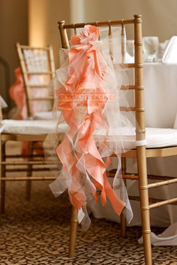 Set de 10 hojas silla personalizada por elegantsashesandmore