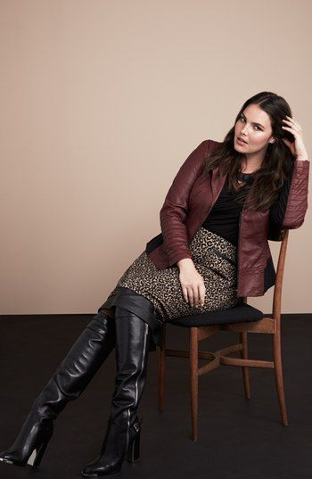 a6b65908255 Style 101  Your Fall Plus Size Coats Fit and Style Guide