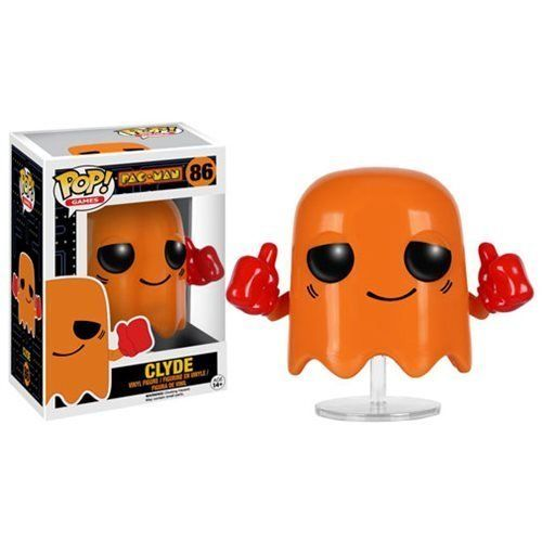 Vinyl Figure Pac-Man Pop FunKo Free Shipping!