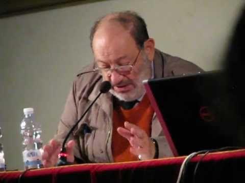 """XL CONGRESSO DELL'AISS. Umberto Eco racconta la storia dell'Associazione italiana studi semiotici e ricorda Omar Calabrese a partire dai suoi """"L'età neobarocca"""" e """"Mille di questi anni"""""""