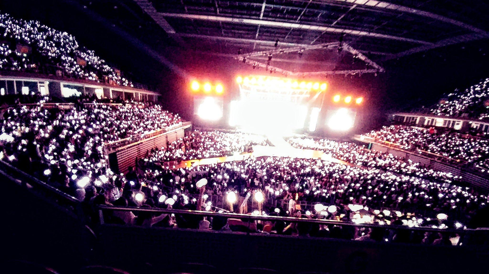BTS Wings Tour Bangkok