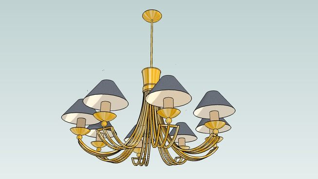 Pin By Connie Mann On Z 3d Lighting Trad And Transitional Fine Art Lamps Art Lamp Art