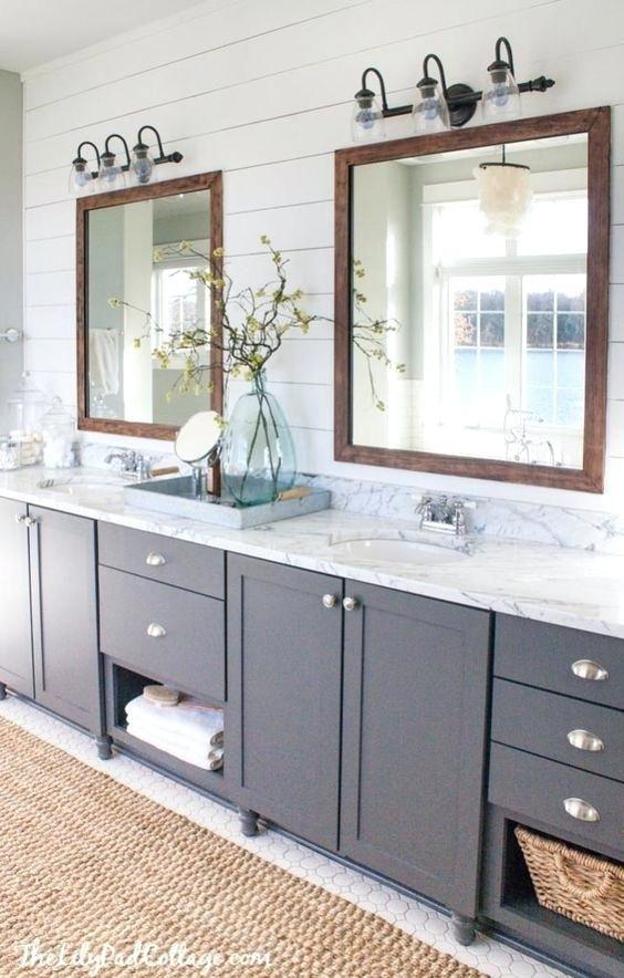 Gray Bathroom Cabinet Gray Double Vanity Grey Bathroom Wall Cabinets Uk & Gray Bathroom Cabinet Gray Double Vanity Grey Bathroom Wall Cabinets ...