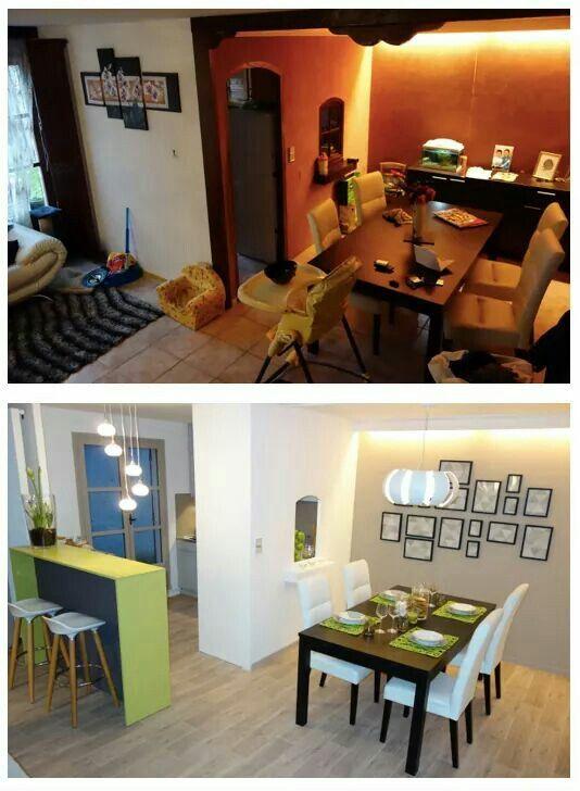 Home staging - Emmanuelle Rivassoux | Deco Avant / Apres | Pinterest ...