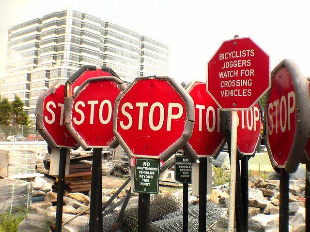 Stop | telephonecamera | By: brainware3000 | Flickr - Photo Sharing!