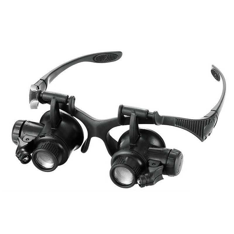 Your day won't be complete without this! 10X 15X 20X 25X M... http://simplyparisboutique.com/products/10x-15x-20x-25x-multi-led-magnifier-double-eye-glasses-lens-2-led-lights-magnifier-measurement-tools?utm_campaign=social_autopilot&utm_source=pin&utm_medium=pin