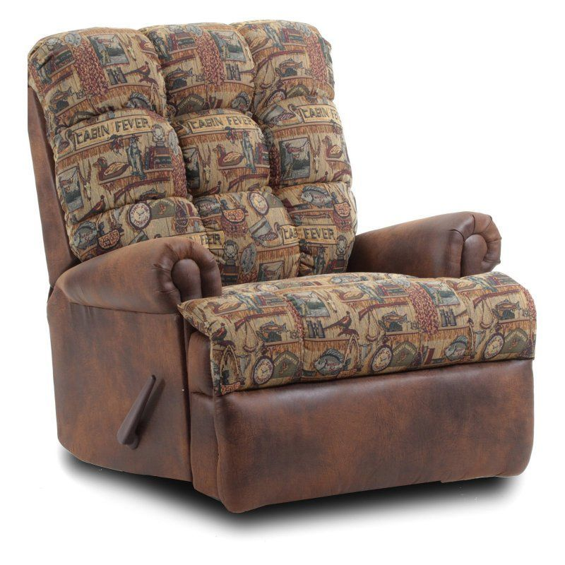 chelsea home furniture cabin fever oversized recliner 7538cf