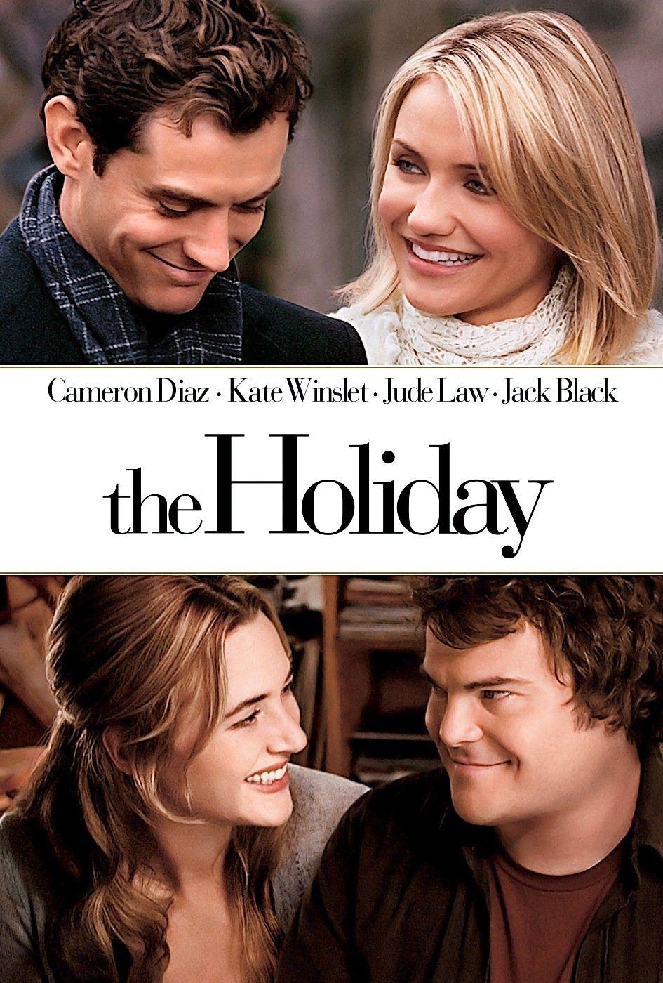 The Holiday Romantic Christmas Movies Romantic Films Romantic Movies