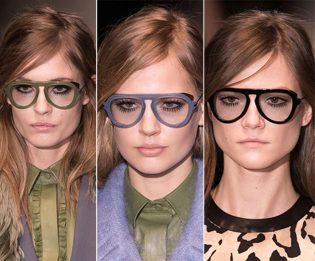 eyeglasses 2015  Fall/ Winter 2014-2015 Eyewear Trends